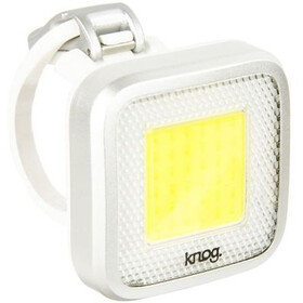 Knog Blinder MOB Mr. Chips LED-Koplamp, white/silver